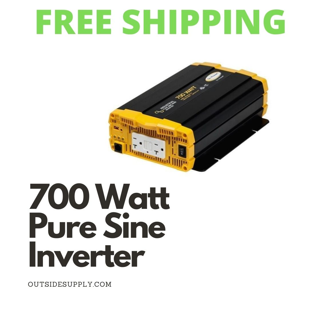 Picture of 700 WATT PURE SINE WAVE INVERTER - cUL