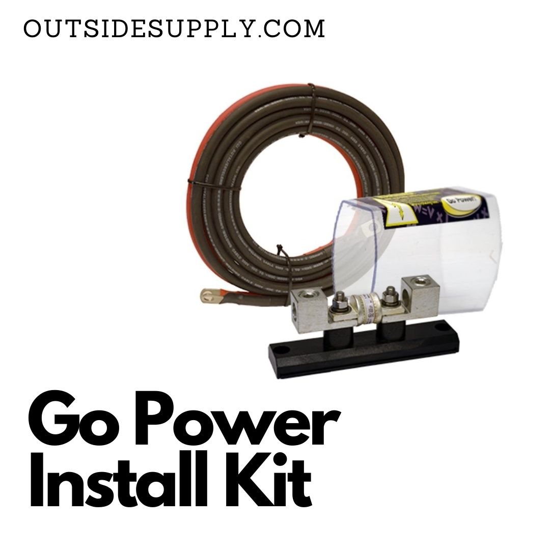 Picture of INSTALL KIT 2 FOR 600-1000W / 24V 600-1800W